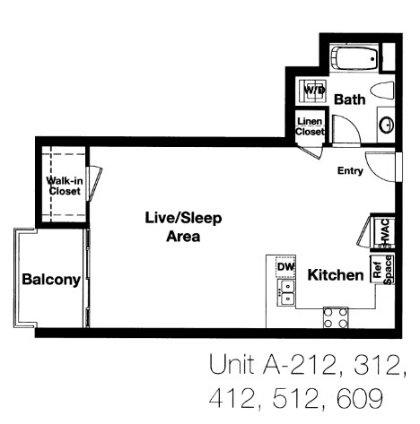 Nexus Floor Plan A2