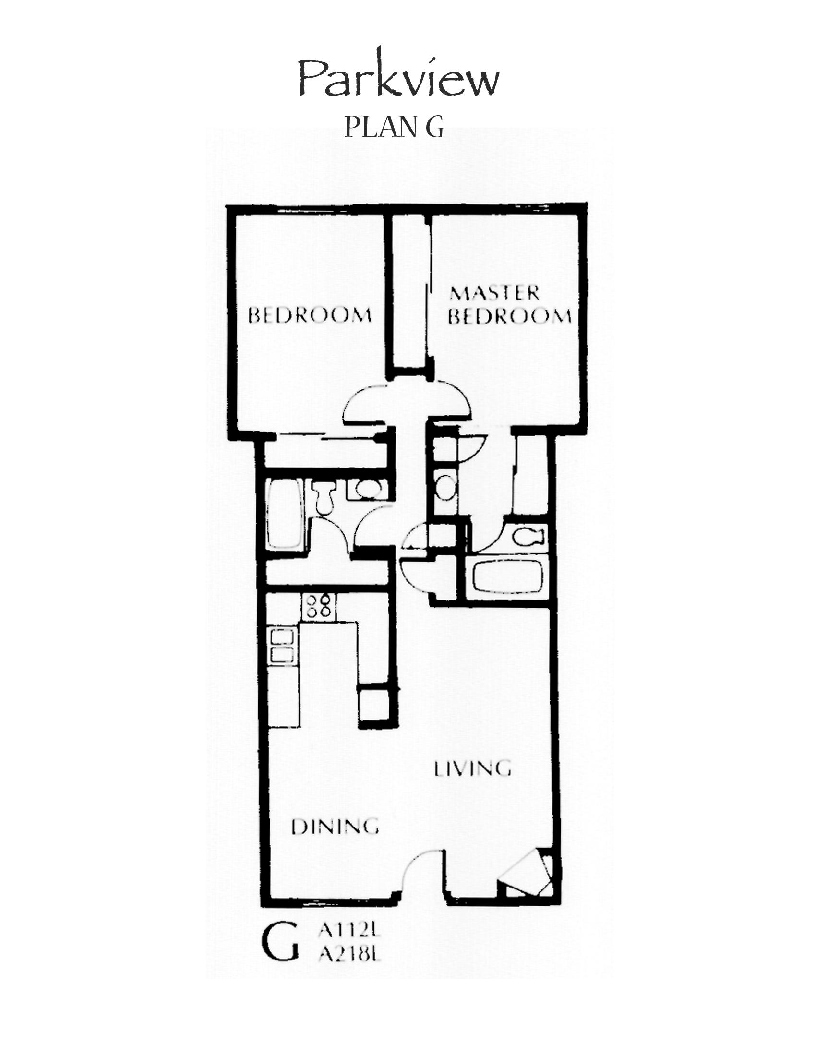 Parkview Floor Plan G