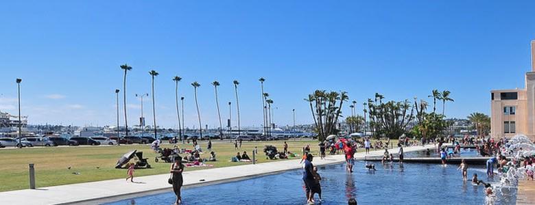 Downtown San Diego - Marina District